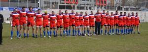 Ragbi reprezentacija Srbije pred Andoru