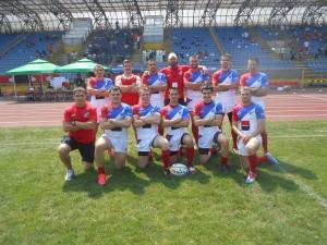 Reprezentacija Srbije u Ragbiju 7