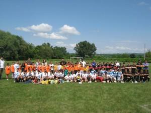 Deca iz Get Into Rugby programa