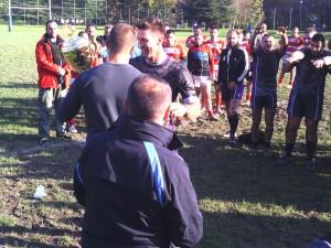 Kup Srbije u ragbiju 15 za seniore 2014/2015