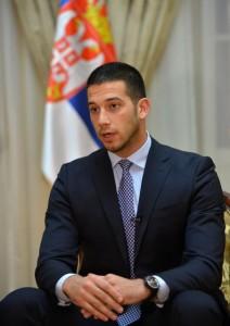 Ministar Vanja Udovičić