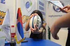 RSS na Sajmu sporta 2015