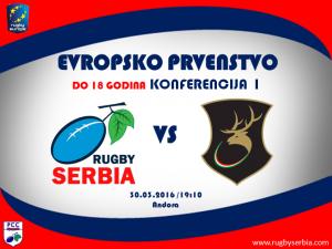 Srbija - Madjarska U18
