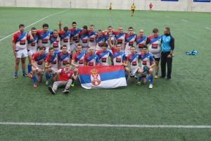 Srbija U18 - Madjarska U18