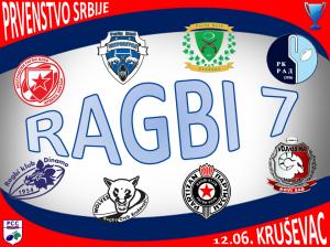 Prvenstvo Srbije u ragbiju 7