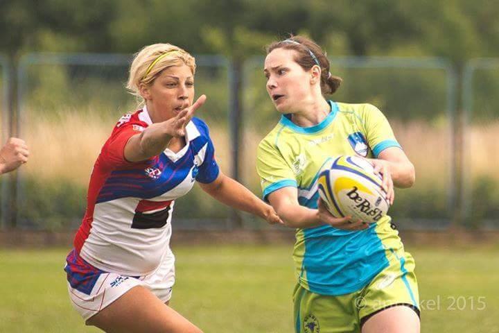Ženska ragbi 7 reprezentacija Srbije