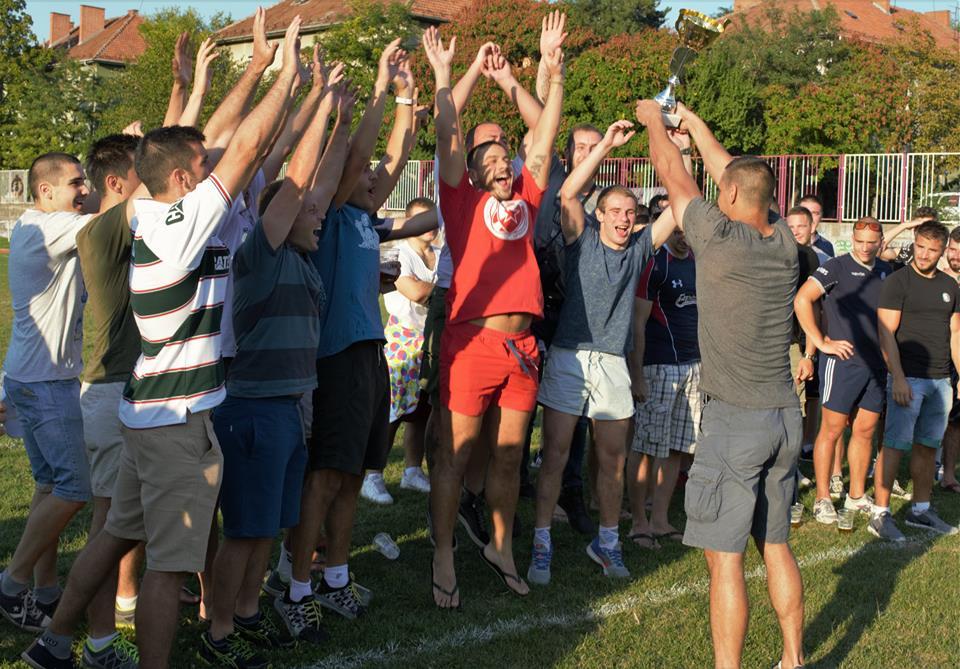 Turnir ragbi 7, Zrenjanin - fotografija Vanja Bejin