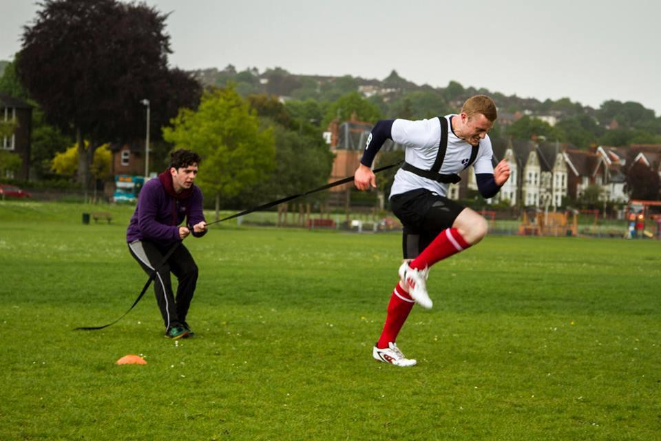 romero-rugby-training