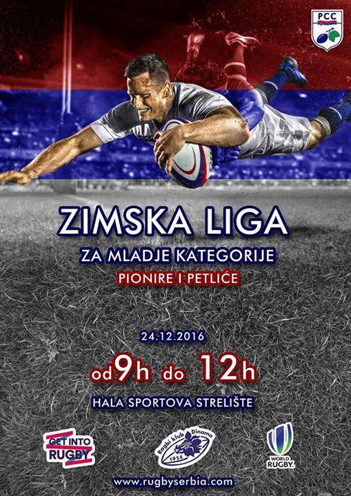 Najava II turnir Zimske lige-Pančevo 24.12.2016.