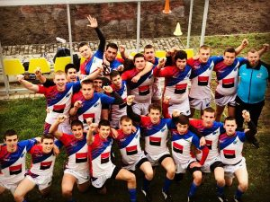 Juniorska U18 reprezentacija Srbije