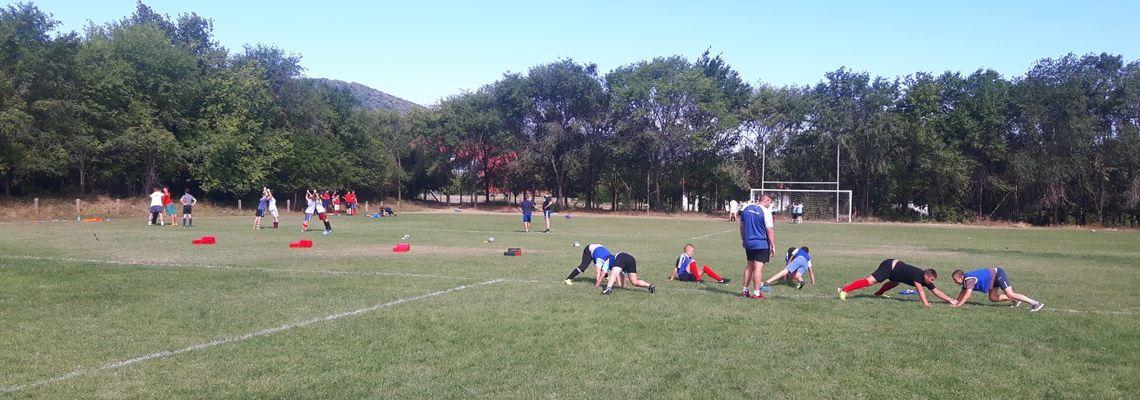 Završen kamp perspektivnih sportista-Karataš 2017
