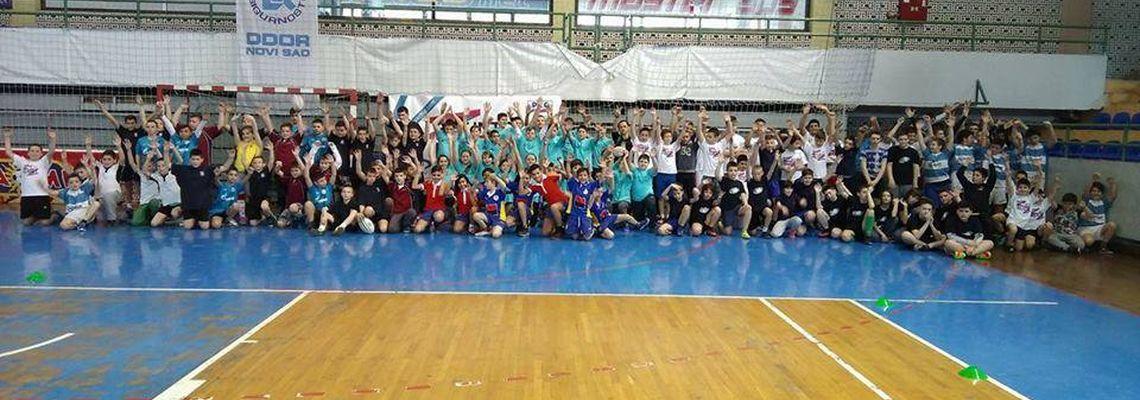 Najmlađi opet nastupaju u Zimskoj ligi!
