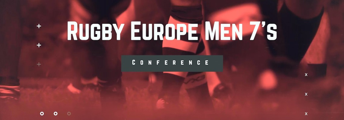 Rugby Europe 7s, Men Conference (VIDEO)